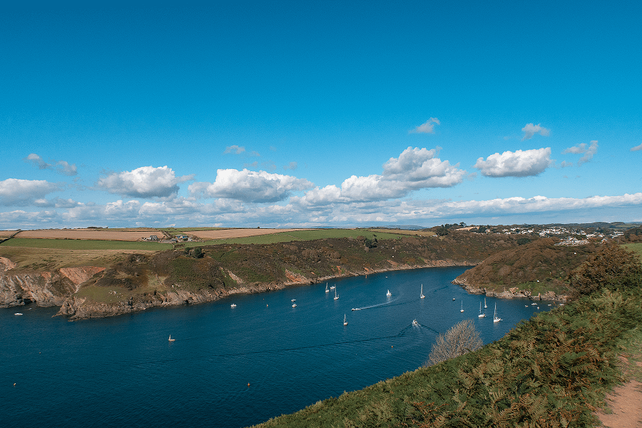 South West Coast Path - Holiday Cottages Noss Mayo