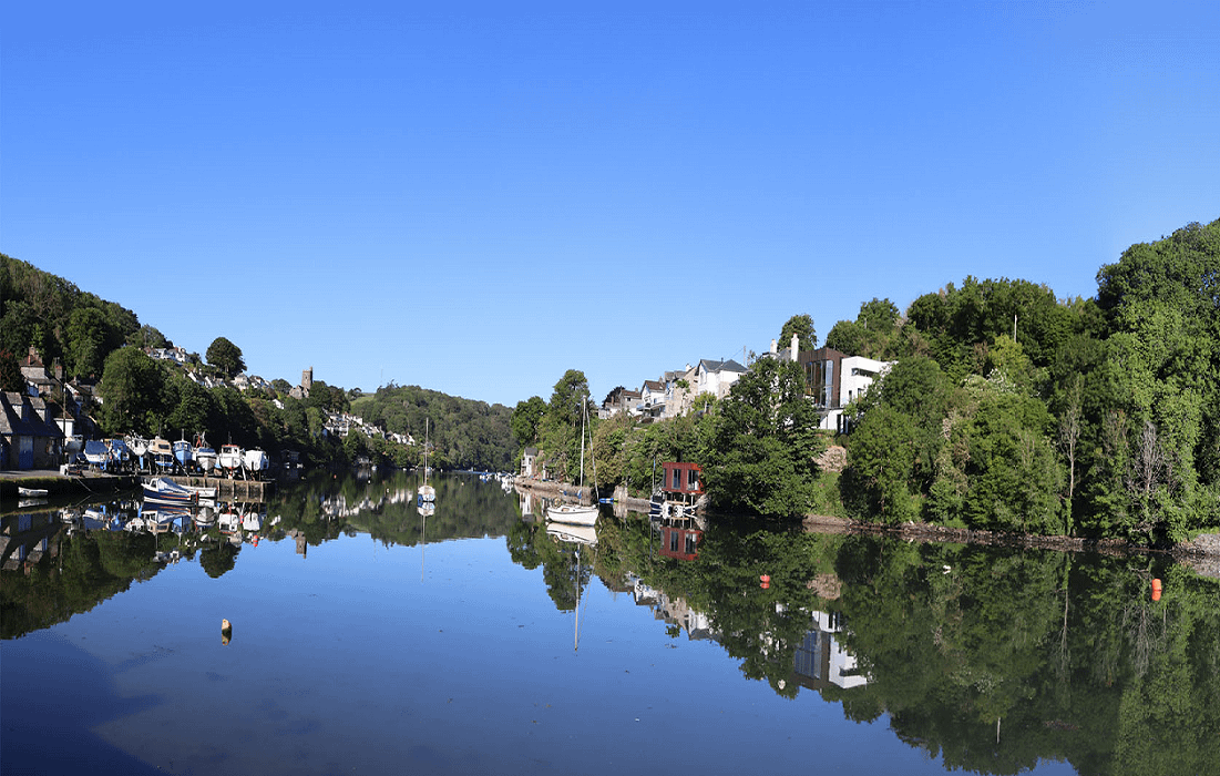 River View Noss Mayo - Holiday Cottages Noss Mayo