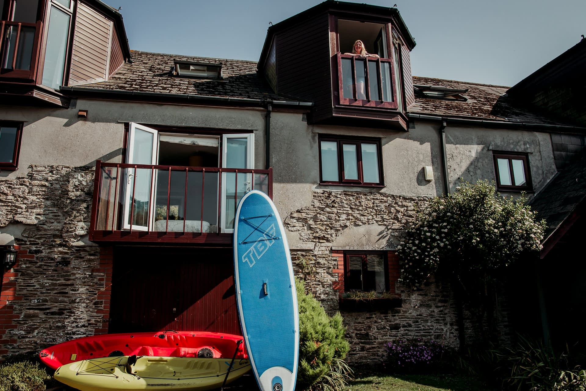 Luxury Accommodation in South Devon - Watersports at Holiday Cottages Noss Mayo