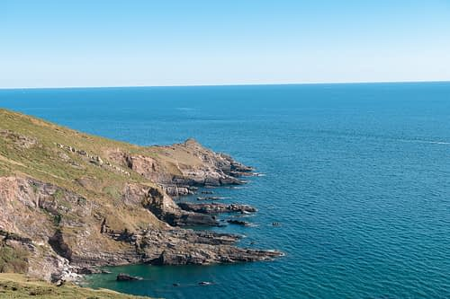 Where to go Coasteering in South Devon