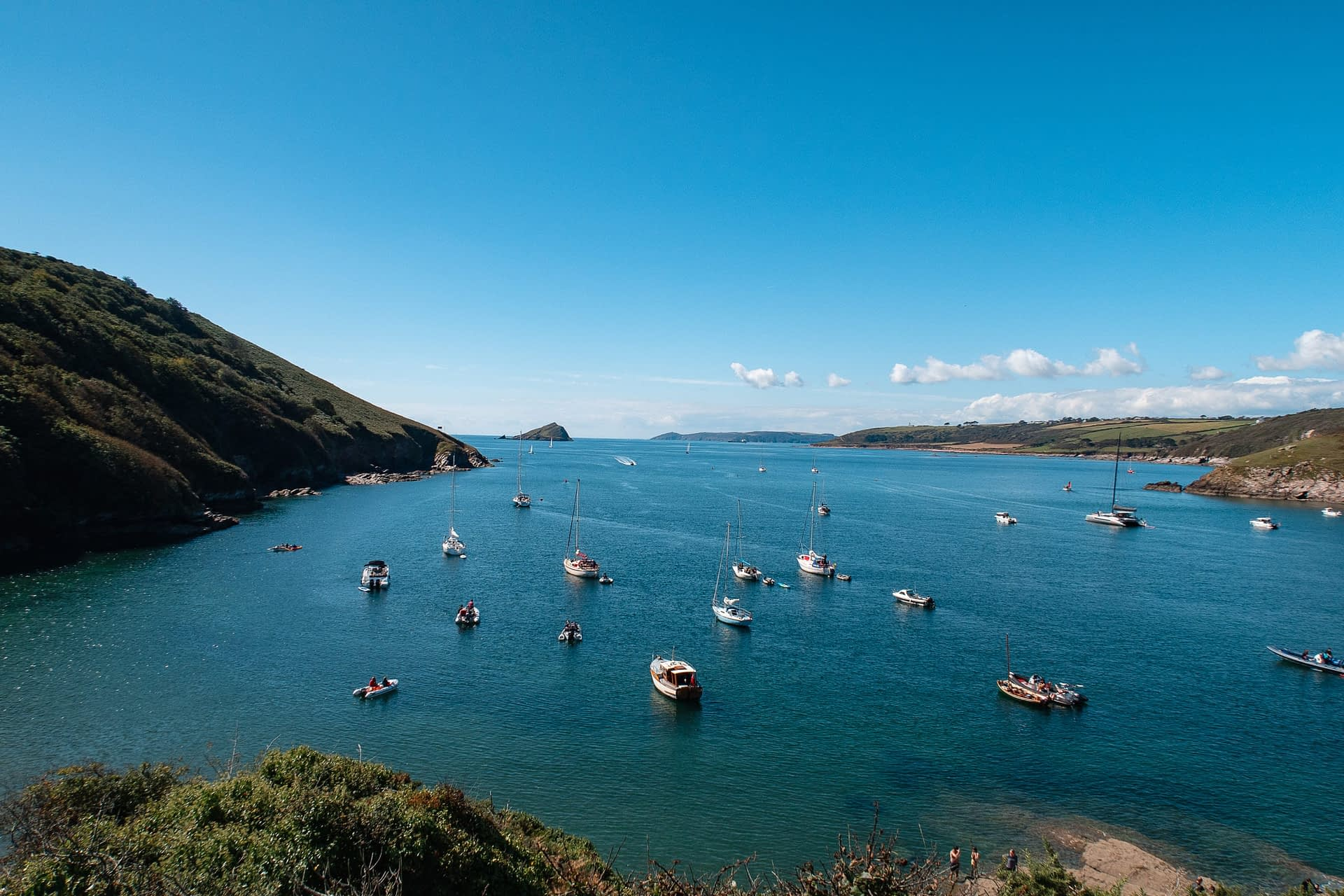Luxury Accommodation in South Devon Noss Mayo - Holiday Cottages Noss Mayo